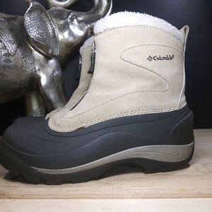 Columbia winter boots sz7
